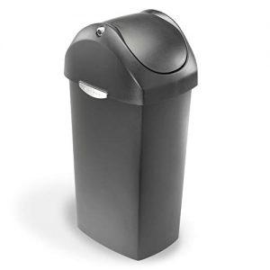 60 Liter Schwingdeckeleimer | Mülleimer 60 L online kaufen